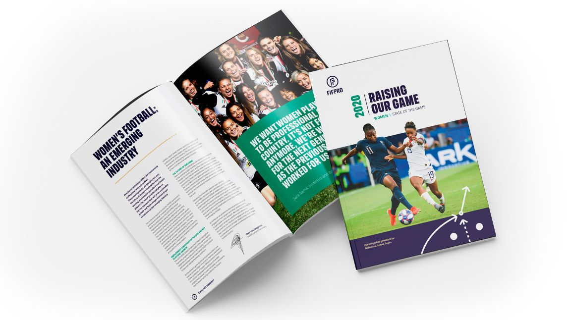 FIFPRO Womens Report